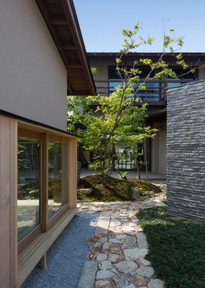Architecture zoom sur l 39 habitat japonais contemporain for Habitat contemporain