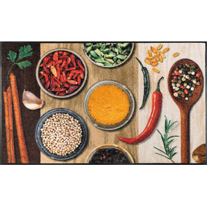 Hot Spices Door Mat, 120x75 cm