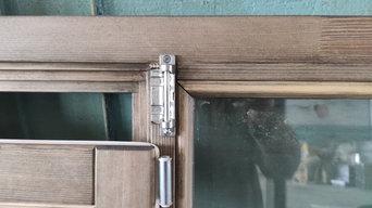 окно в гостиную