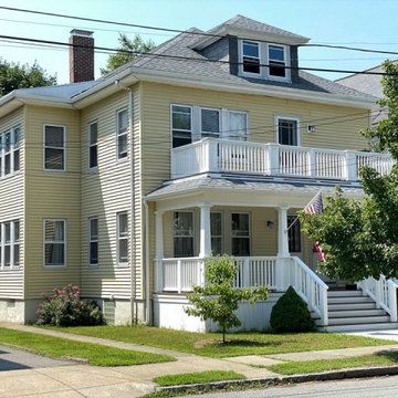New Bedford Porch Replacement