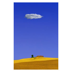 """Proteggimi dal Sole"" Photo Print, Art Poster, 30x45 cm"