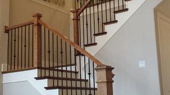 Craftsman stair