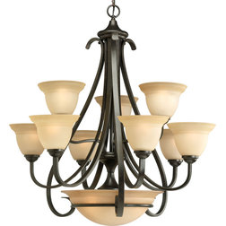 Traditional Chandeliers by Lighting New York