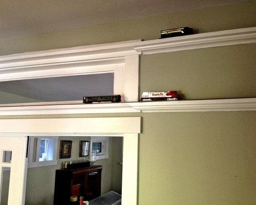 Model Train Shelf Houzz