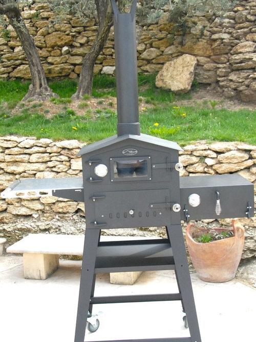 fours et barbecue multifonctions de jardin. Black Bedroom Furniture Sets. Home Design Ideas