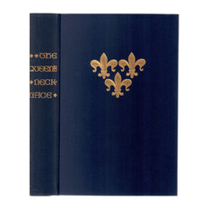 Decorative Book, Alexandre Dumas' The Queen's Necklace, Signed