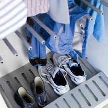 Вопрос: Где сушить белье, если не «на веревочке»?