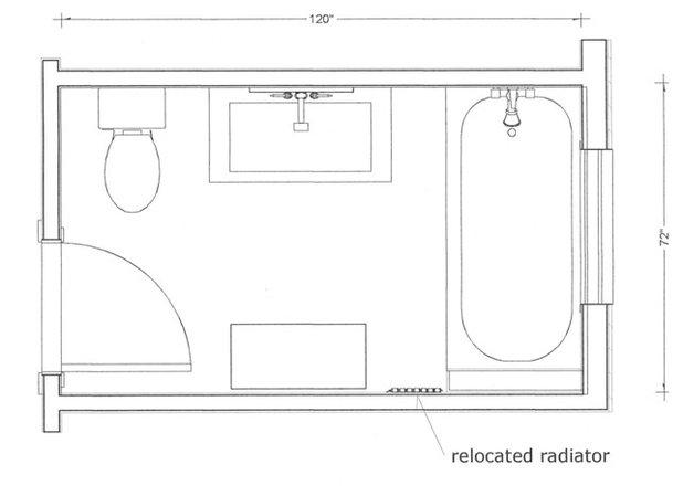 Craftsman Floor Plan by Tracey Stephens Interior Design Inc