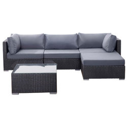 Spectacular Tropical Outdoor Lounge Sets by Velago Furniture Outlet