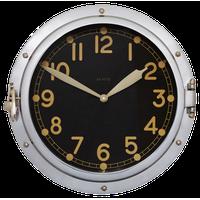 Airship Aluminum Wall Clock