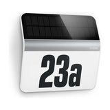 XSolar LH-N LED house number light stainless steel
