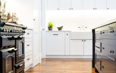 Stickybeak of the Week: A Heritage Dairy Gets a Contemporary Kitchen