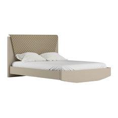 Senses Frame Bed, Tierra, UK King