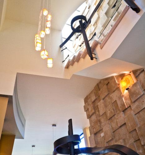 Foyer Art Questions : Contemporary foyer lighting modern entry chandelier for