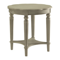 Acme Furniture Fordon End Table Antique Slate Side Tables And