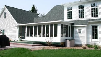 example Patio Enclosures / Deck Toppers