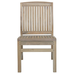 Transitional Outdoor Dining Chairs by Tuff Hut