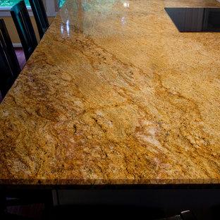 Calcutta Gold Granite | Houzz