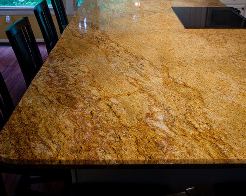 Imperial Gold Granite Houzz