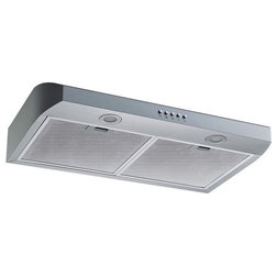 Contemporary Range Hoods And Vents by Winflo