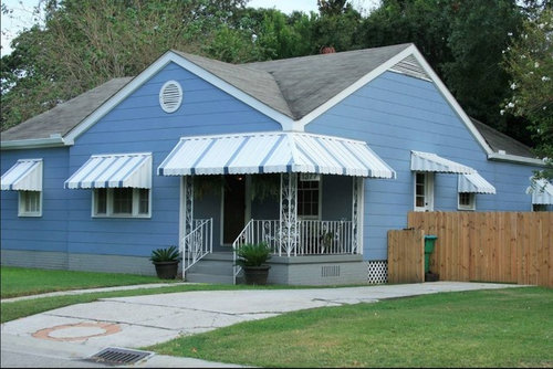 Front Porch Awning Ideas