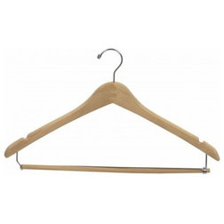 Transitional Clothes Hangers by International Hanger