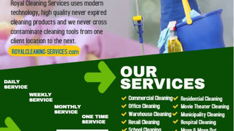 About Royal Cleaning Services