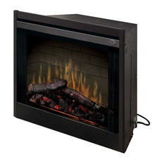 Deluxe Built-in Electric Firebox, 33""