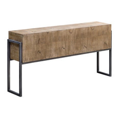 Uttermost Nevis Contemporary Sofa Table