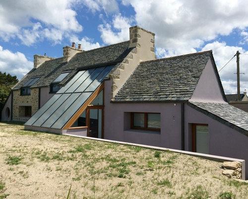 Exemple couleur facade maison cheap exemple couleur for Couleur facade maison sud