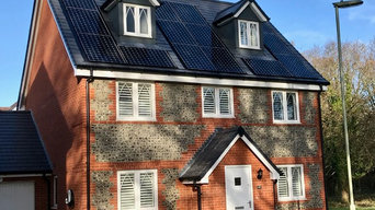 Fleet, Hampshire - 4.5 kWp