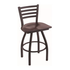 XL 410 Jackie Swivel Stool, Black Wrinkle