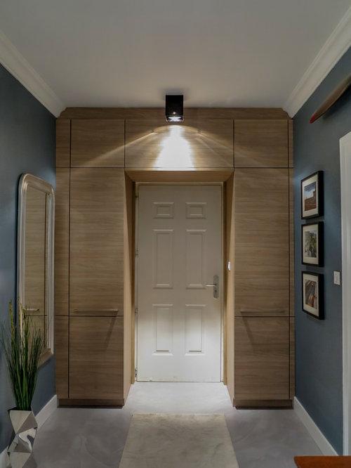 entr e moderne france photos et id es d co d 39 entr es de maison ou d 39 appartement. Black Bedroom Furniture Sets. Home Design Ideas