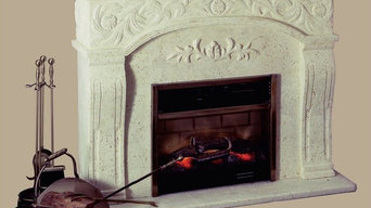 Stone Electric Fireplaces