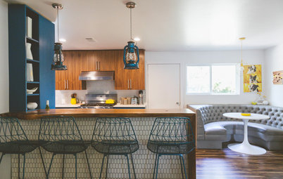 Houzz TV: A 1961 Home Opens Up to Fearless Color and Fun