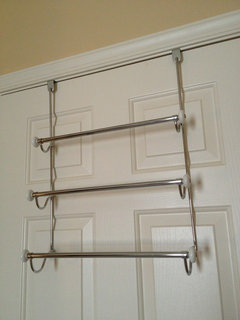 Is It Ridiculous To Put A Towel Bar Inside A Shower Stall