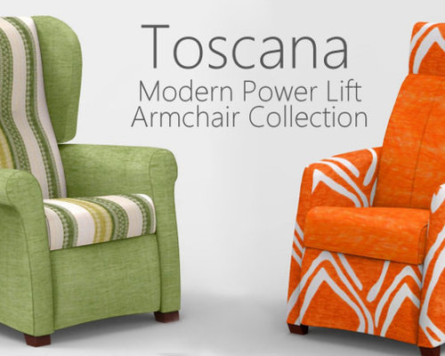 toscana collection modern power lift armchairs lift chairs