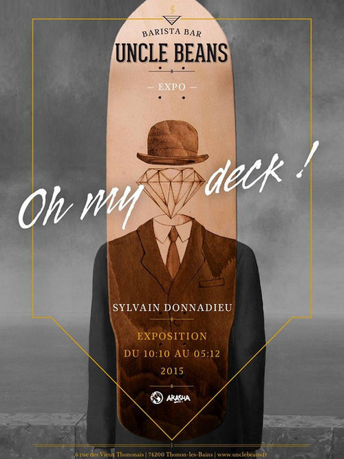"""""""OH MY DECK!"""" - Drawings And Illustrations"""