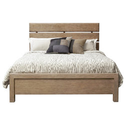 Transitional Panel Beds by GwG Outlet
