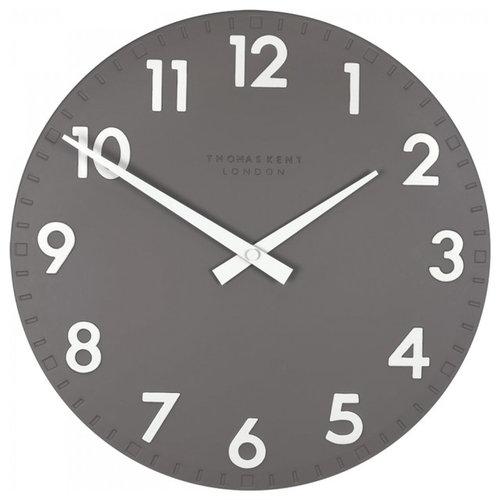 Thomas Kent Camden Clock Slate   20 Inch   Wall Clocks