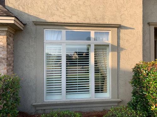 Leaking Window On Dryvit Wall