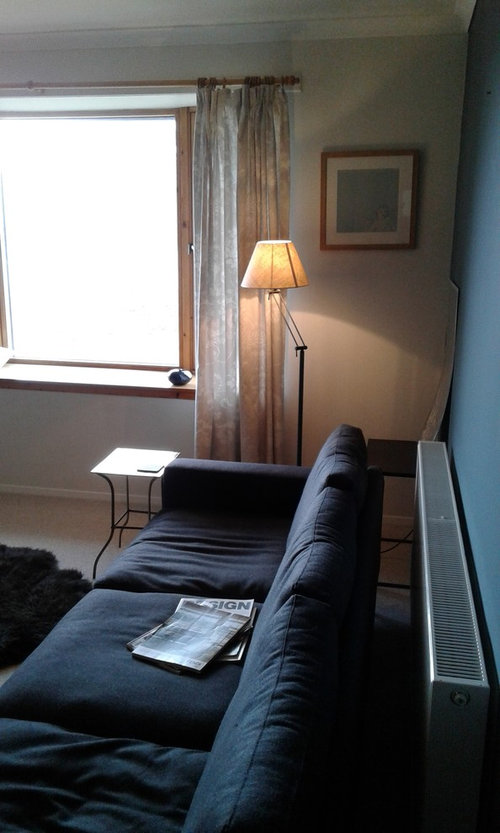 north facing living room | Houzz UK