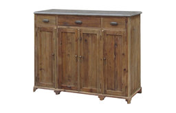Louis Tall Sideboard With Bluestone