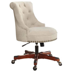 Traditional Office Chairs by Linon Home Decor Products