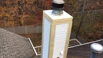 Prefabricated Chimney Exterior Restoration