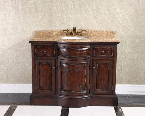 ornate traditional bathroom vanities unique ways to get an opulent
