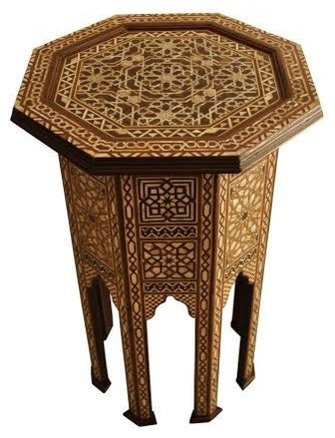 Moroccan Side Table 1   Side Tables And End Tables