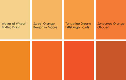 Decorating Guides Cooking With Color When To Use Orange In The Kitchen
