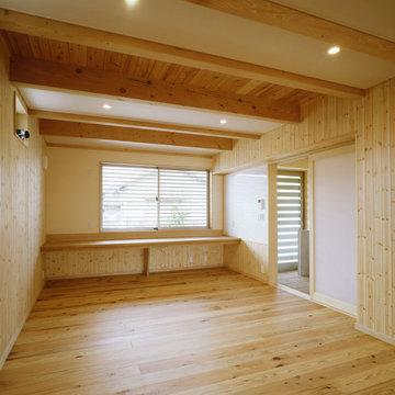 津新町の家/自然素材の家