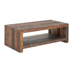 Moe S Home Collection Vintage Coffee Table Bright Tables
